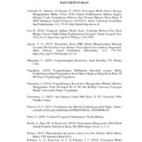 41154030160056 BAGHEA NURUL PRATIWI - SKRIPSI - DAFTAR PUSTA.pdf