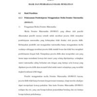 41154030140077 Annisa Fatimah - BAB IV Hasil dan Pembahasan.pdf