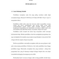 41154030150073 KHARISMAWATI-BAB I.pdf